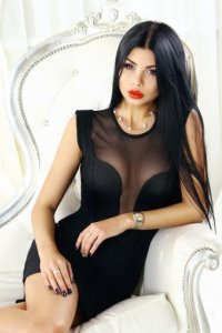 Admirable Serbian Escort Rebecca No Restrictions Business Bay Dubai