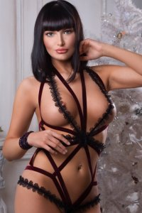 Horny Latvian Escort Ruby Full Service See You Soon XXX Kisses Abu Dhabi UAE