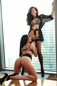 Top Erotic Enjoyment Duo Iranian Dubai Escorts Finna Meg Downtown