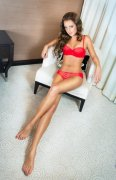 Incredibly Long Legged British Escort Raymonda Erotic Massage Dubai - 5