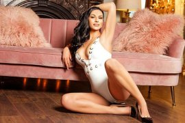 Curvy Slovakian Escort Damara Best Blow Job Jumeirah Lakes Towers Dubai - 4