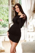 Brunette Latvian Escort Comelia Sexy Girlfriend Jumeirah Lakes Towers Dubai Photo 3