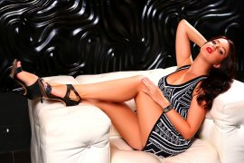 Sophisticated Company Estonian Dubai Escort Deniza Unimaginable Fun Marina - 3
