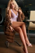 Young Russian Escorts Girl Emilyn Mad Rave Erotic Session Abu Dhabi - 1