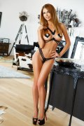 Pleasure No Limits Escort Grace Wild And Passionate Girl Abu Dhabi - 1