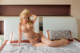 Fresh Blonde Escorts Girl Stanka Relaxation Filled With Passion Dubai - 7
