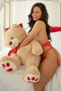 Busty Escort Luigia Naughty Role Play Games Dubai - 1