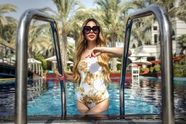 Sultry Iranian Escort Mandana Invites For Sexual Pleasure Tecom Dubai - 2