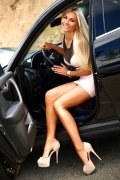 Taste Long Legs Russian Escort Milana Wild Erotic Enjoyment Abu Dhabi - 5