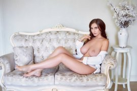 Huge Natural Tits Dubai Escort Petra The Best One Night Stand - 13