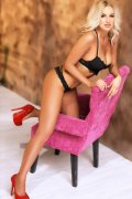 Blonde Swedish Escort Polly Friendly Personality Marina Dubai Photo 2
