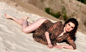 High Class Ukrainian Escort Raisa Curvy Call Girl Abu Dhabi Photo 6