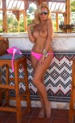 Blonde Big Tits Estonian Escorts Lady Remma Soft Domination Abu Dhabi - 4