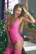 Upscale Abu Dhabi Escorts Lady Rhian Enjoys Sensual Adventures - 5
