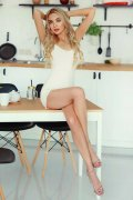 Great Shaped Body Russian Escort Rozanna Play With Me Abu Dhabi - 4