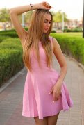 Blonde American Escort Sandra Sexy Body Erotic Massage Tecom Dubai Photo 7