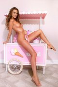 Slim Croatian Escort Selby Perfect Choice For Intimate Fun Downtown Dubai Photo 5