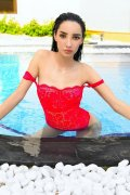 Young Companion Arabic Escort Susu Natural Charm Media City Dubai - 10