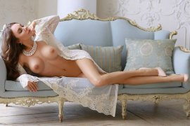 MILF Russian Escort Yanina Domination Anal Sex Emirates Hills Dubai UAE Photo 5